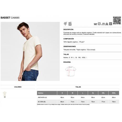 Camiseta orgánica hombre [2]