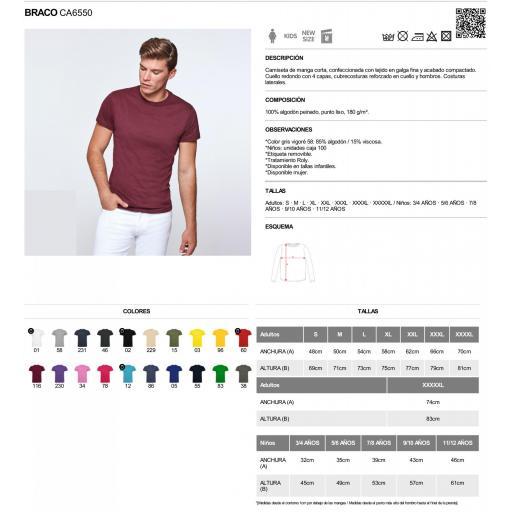 Camiseta blanca  [3]