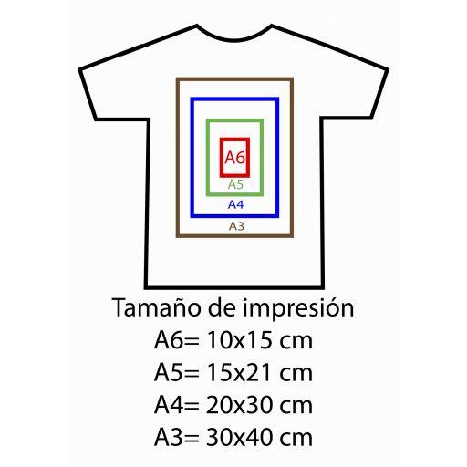 Camiseta blanca bebé [3]