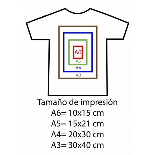 Camiseta Dominica blanca [2]