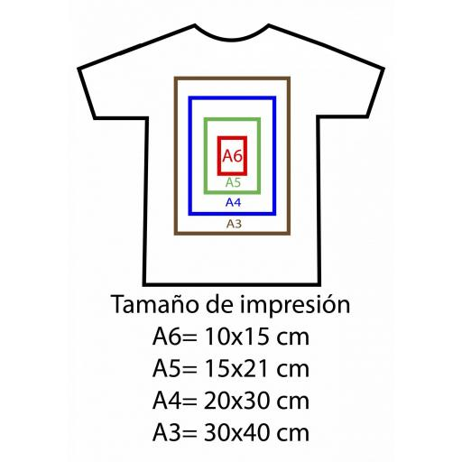 Camiseta Dominica azul lavado [2]
