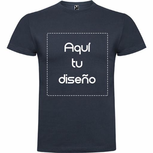 Camiseta ébano