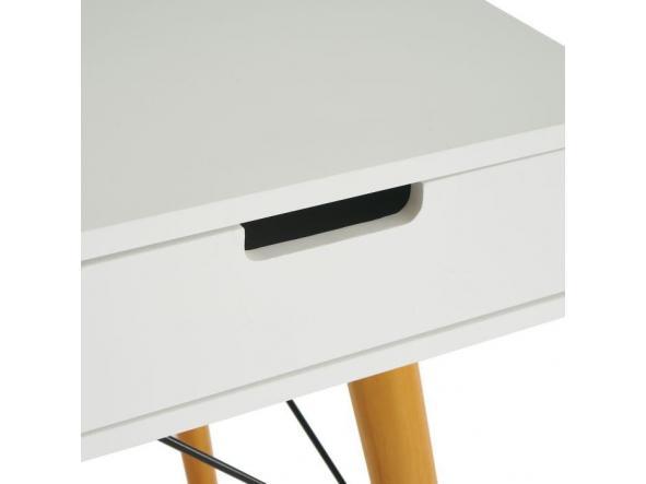 Consola/ escritorio blanco [1]