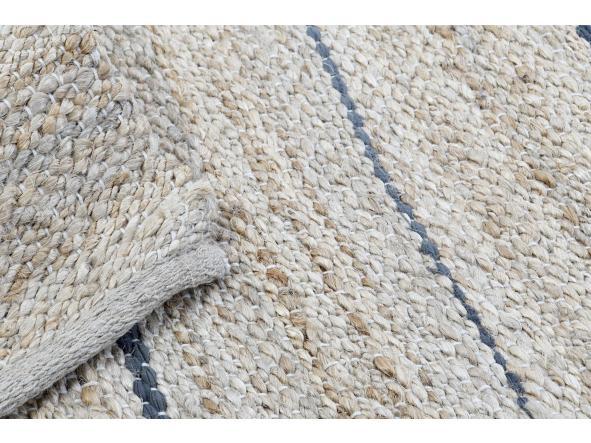 Alfombra jute-algodón natural [3]