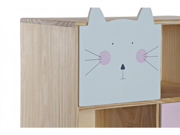 Cajonera pino gatos [1]