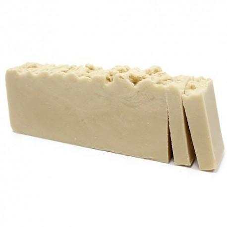 Jabón artesano leche de burra  (x2 piezas)