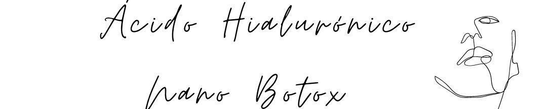 Nuevo Máster: HIALURÓNICO. NANOBOTOX E HILOS LÍQUIDOS