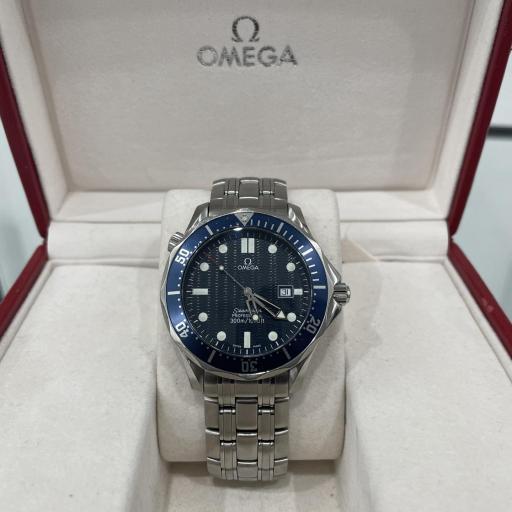 Omega Seamaster Professional Diver 300 41mm Ref 196.1523