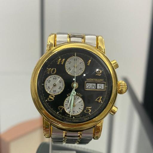 Montblanc Meisterstuck Chronograph Star - Ref 7001