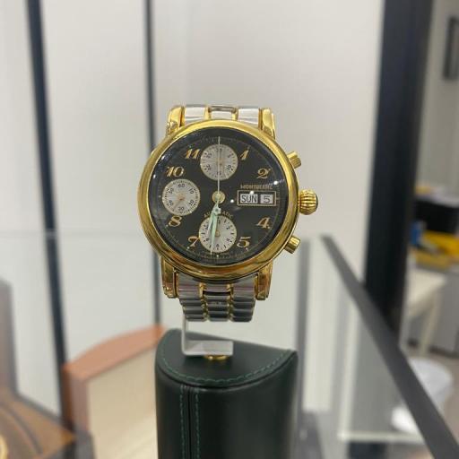 Montblanc Meisterstuck Chronograph Star - Ref 7001 [1]