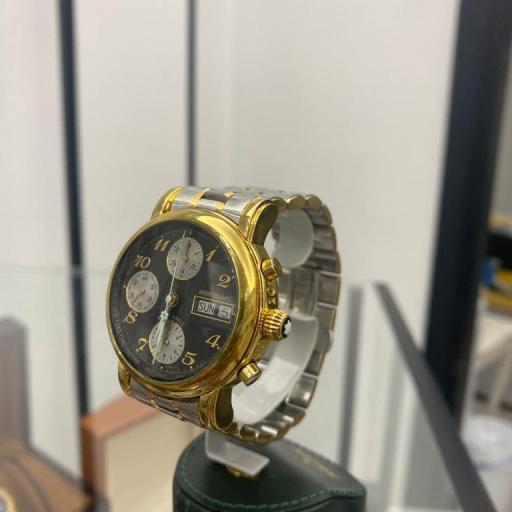 Montblanc Meisterstuck Chronograph Star - Ref 7001 [2]