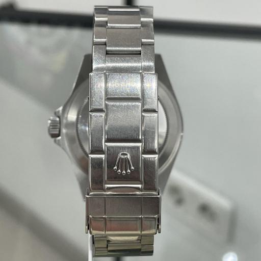 "Rolex Submariner LV ""Kermit"", Z series, NOT engraved, paper warranty Kermit Ref 16610Lv serial Z año 2006. [3]"
