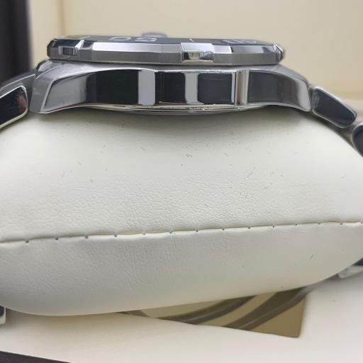 TAG HEUER -  Aquaracer 300M Calibrar 5 cerámica Esfera azul ocasión.  [2]
