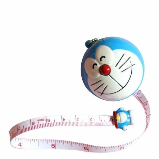 Cinta métrica automatica Doraemon