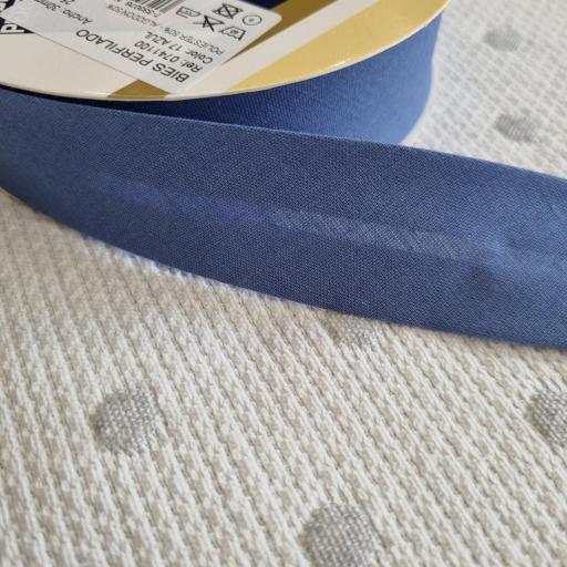 Bies de Algodón 3cm - Jeans 17