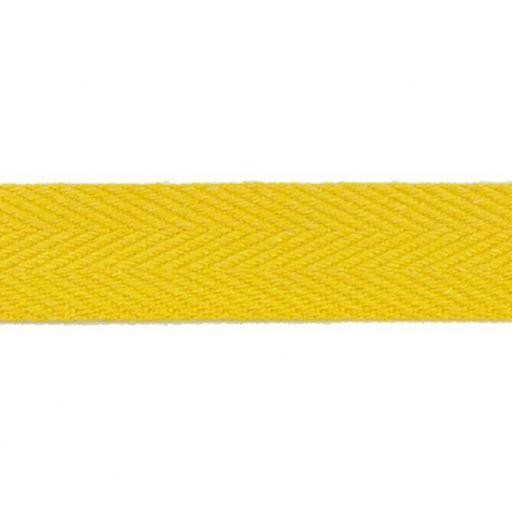 Cinta de mochila - Amarilla