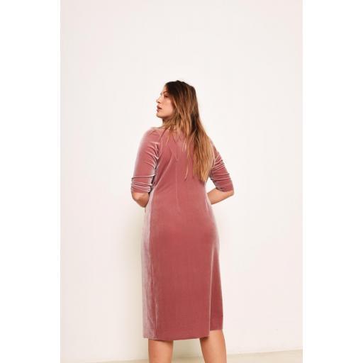 Patrón Vestido Kamille - Fibre Mood [1]