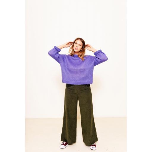 Patrón Pantalones Bertha - Fibre Mood [2]