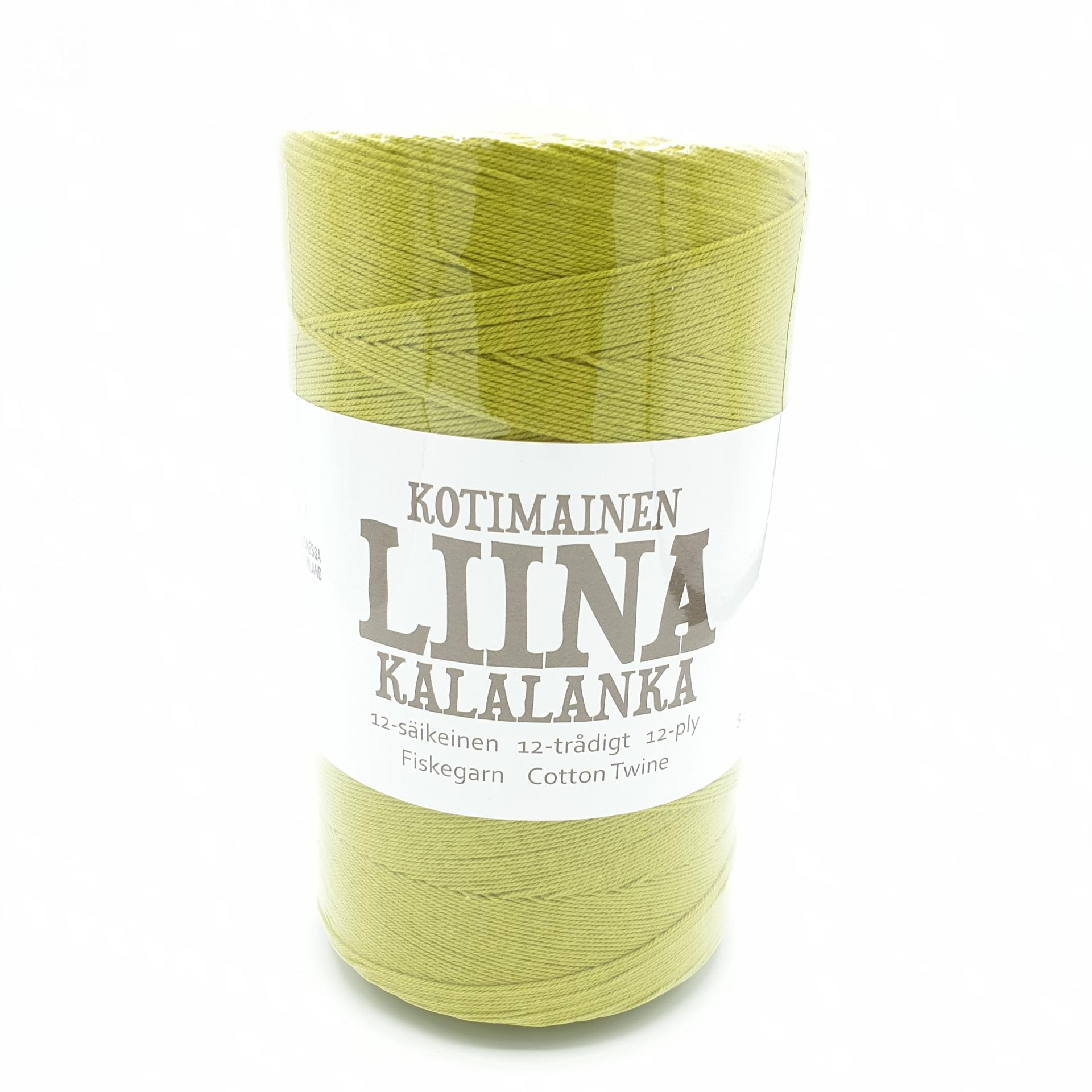 Cono algodon - Liina Kalalanka - Molla Mills - Verde