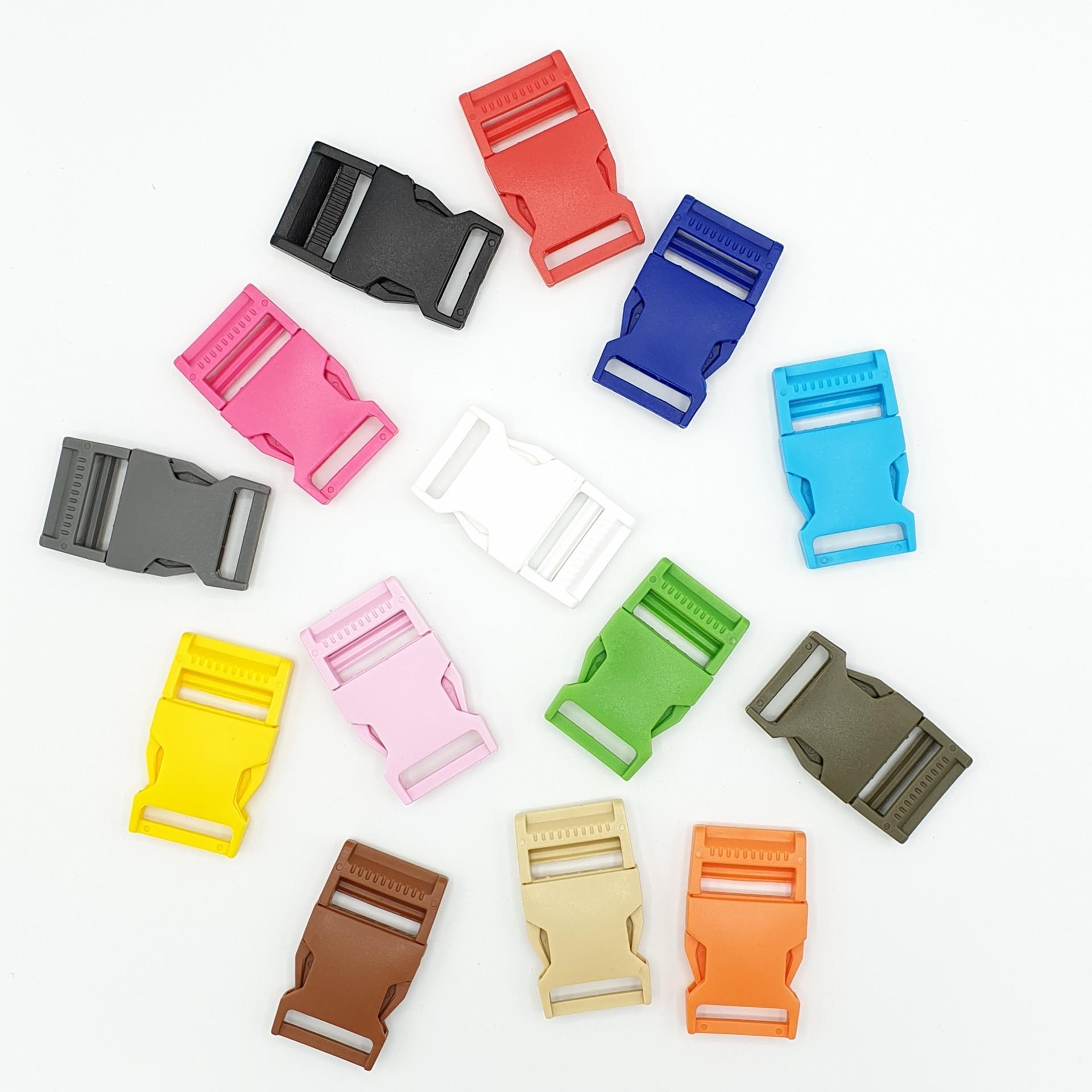 Cierres de Colores - Mochila, Bolso, Riñonera, Collar - Plastico