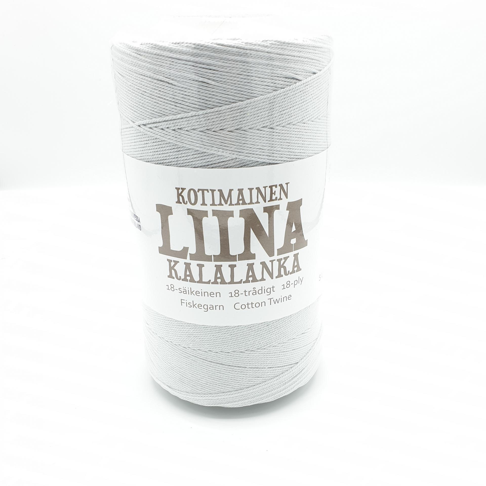 Cono algodón - Liina Kalalanka - Molla Mills - Gris Perla