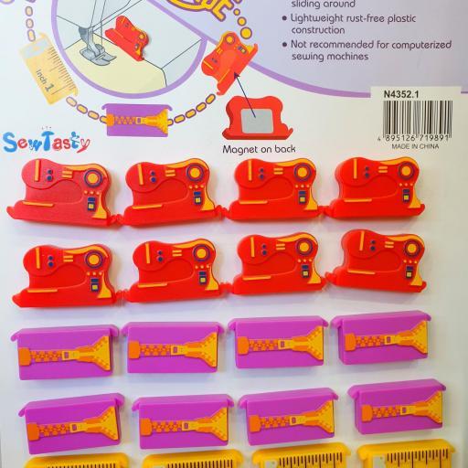 Guia imantada para coser recto [2]