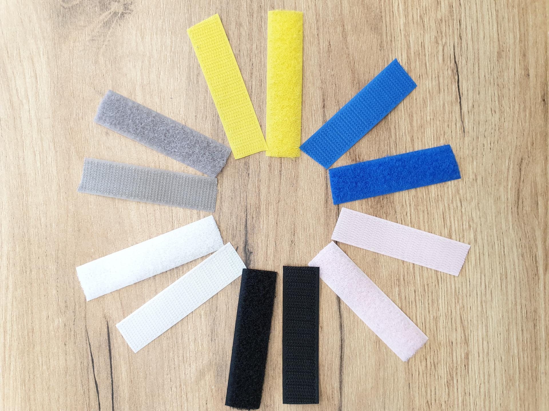 Velcro de Colores para coser
