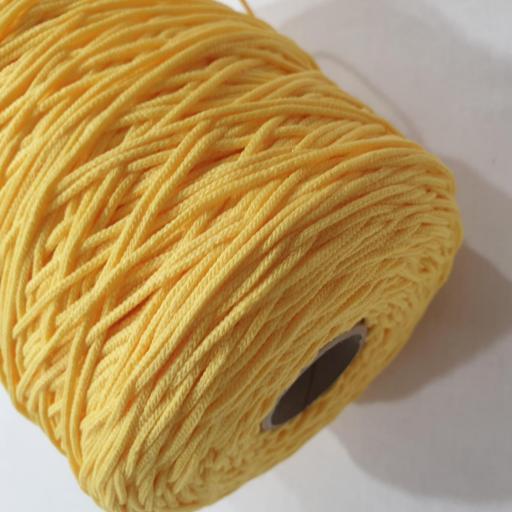 Goma Redonda MASK - Amarilla