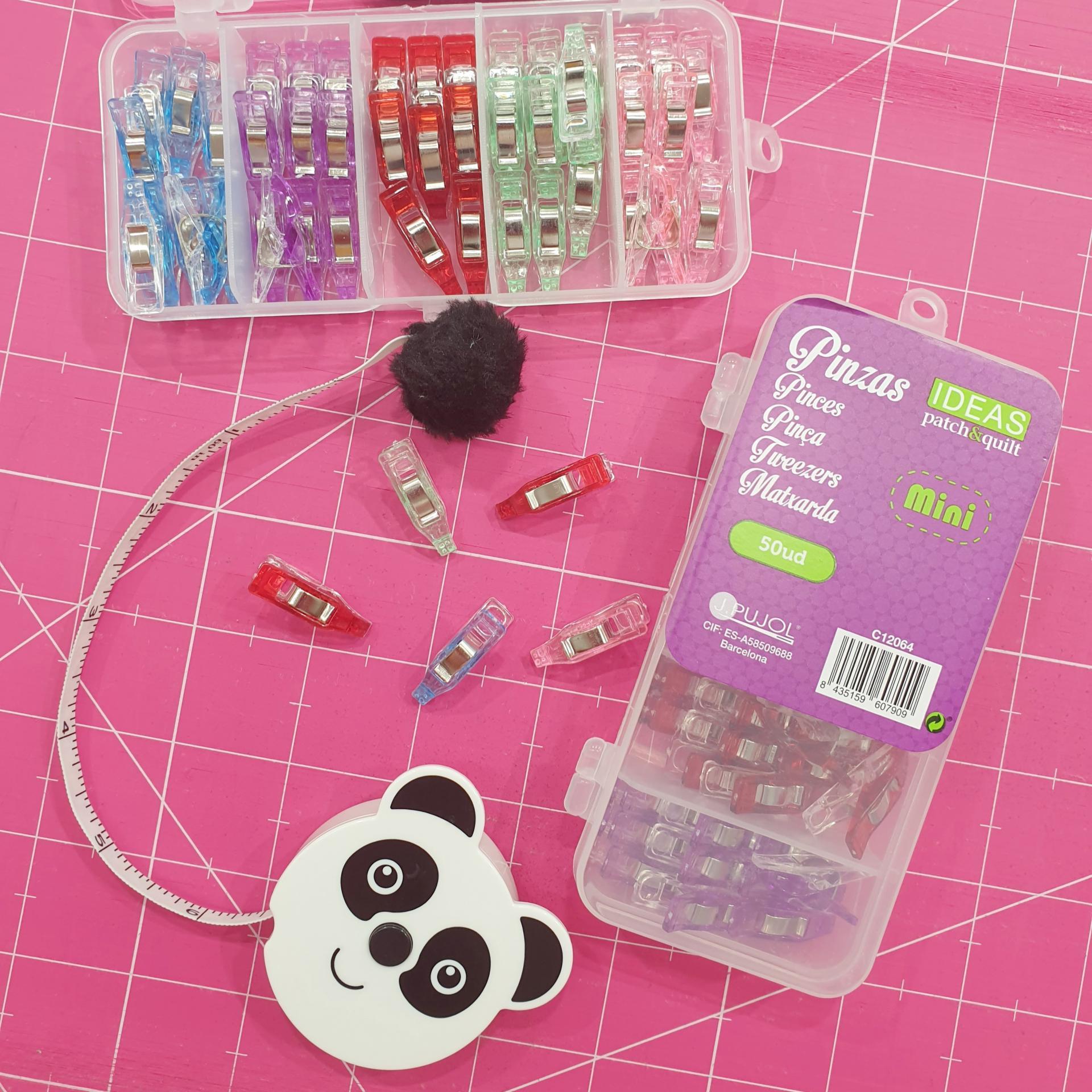 Pinzas de costura Colores - Mini