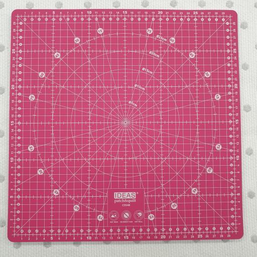 Tabla base de corte IDEAS Rotativa Pink