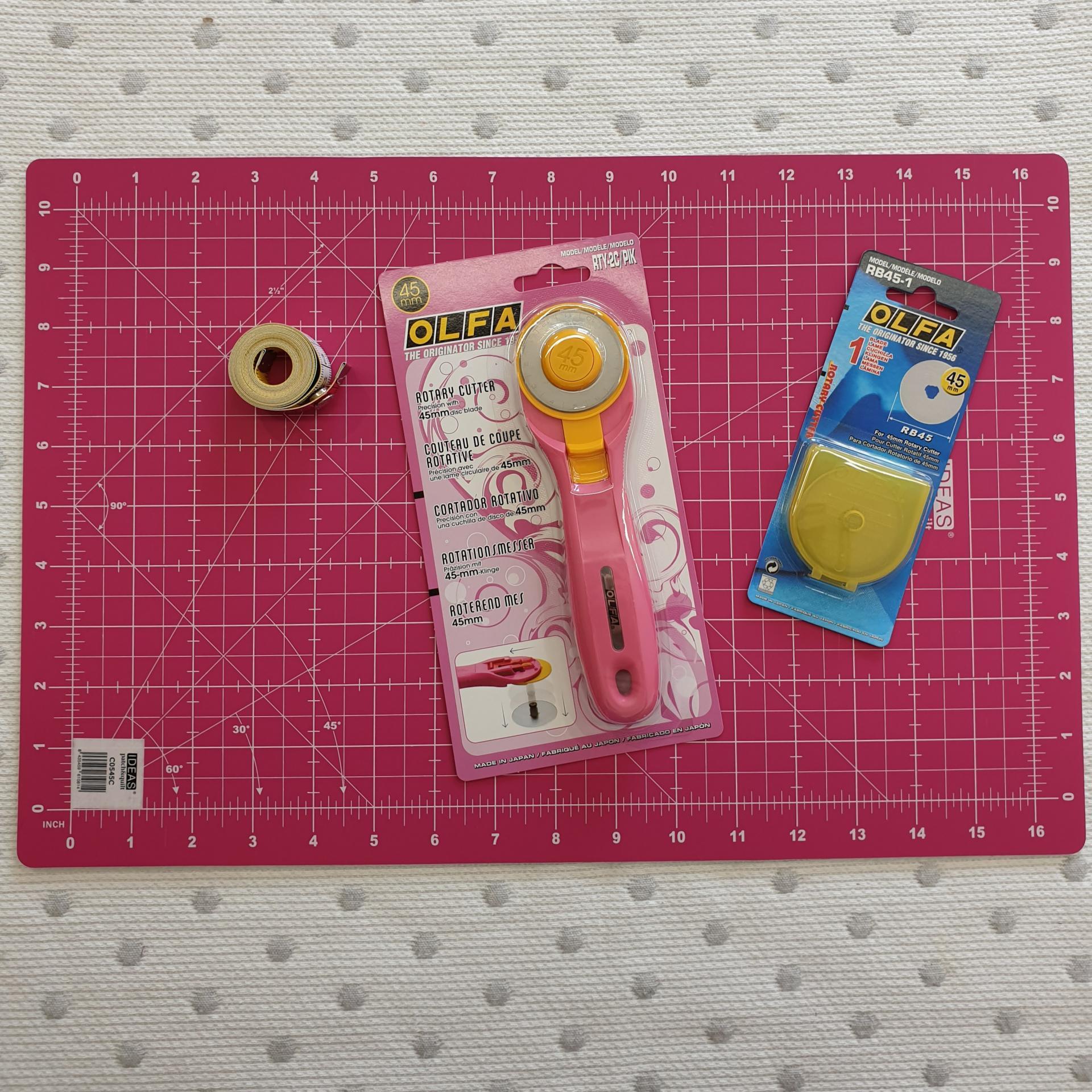 Kit Iniciación a la Costura Pink