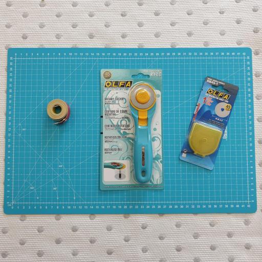 Kit Iniciación a la Costura Turquesa [0]