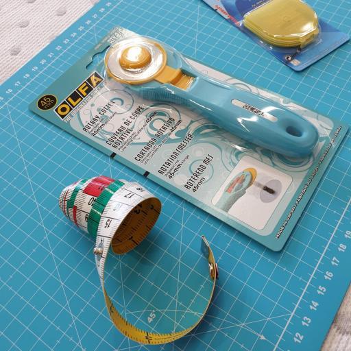 Kit Iniciación a la Costura Turquesa