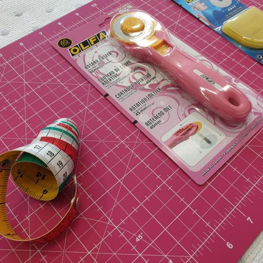 Kit Iniciación a la Costura Pink [1]