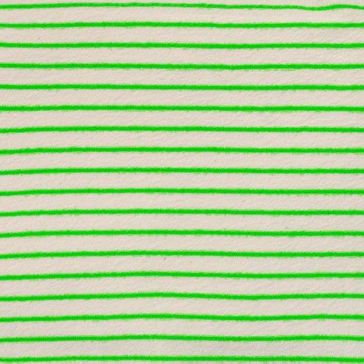 Sweat Towel - Stripes Green Fluor