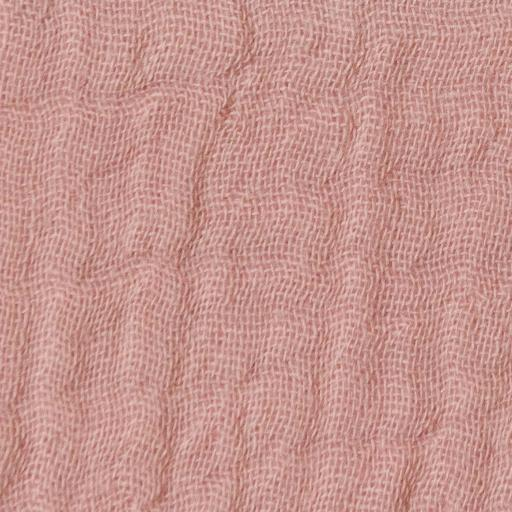 Muselina Solid - Cameo Pink