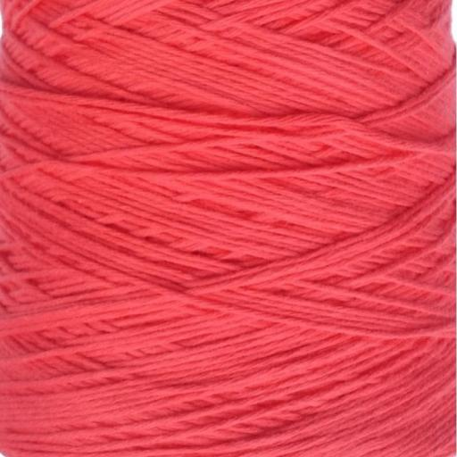 Cotton Nature 3.5 - Ovillo 50gr - Coral 4098 [1]