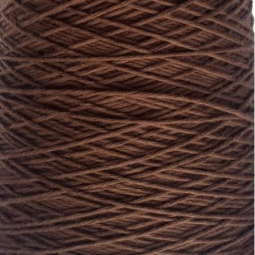 Cotton Nature 3.5 - Ovillo 50gr - Marron 4102 [1]