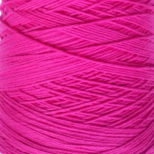 Cotton Nature 3.5 - Ovillo 50gr - Fucsia 4108 [1]