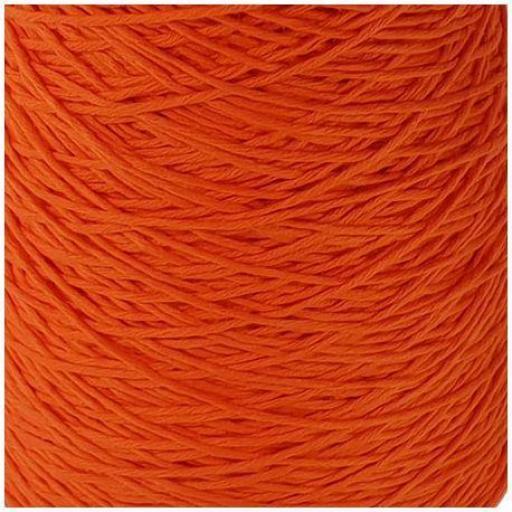 Cotton Nature 3.5 - Ovillo 50gr - Naranja fuerte 4127 [1]