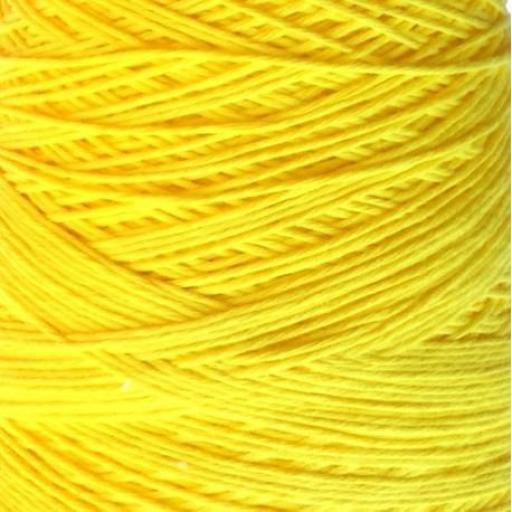 Cotton Nature 3.5 - Ovillo 50gr - Amarillo fuerte 4128 [1]