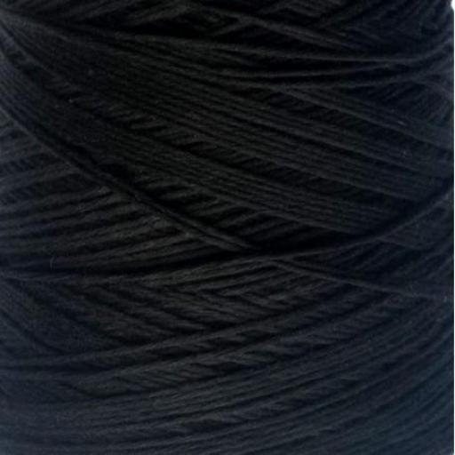 Cotton Nature 3.5 - Ovillo 50gr - Negro 437 [1]