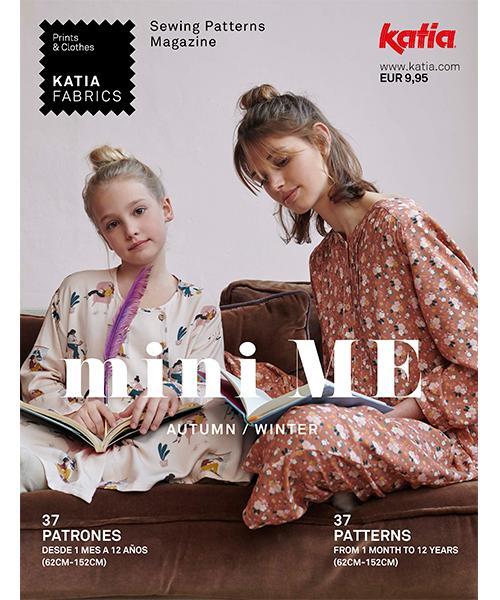 Revista Patrones Katia miniME