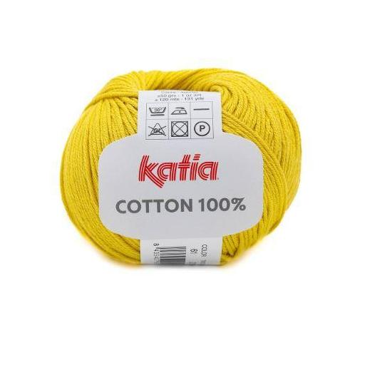 Katia - Cotton 100% - Amarillo 61