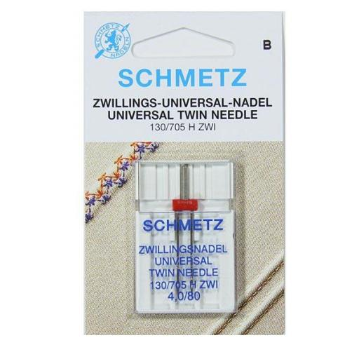 SCHMETZ - Aguja Doble Universal