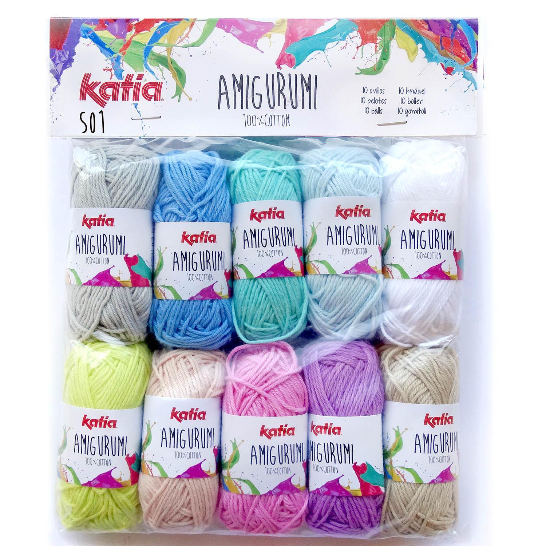 Katia - Amigurumi 100% algodón