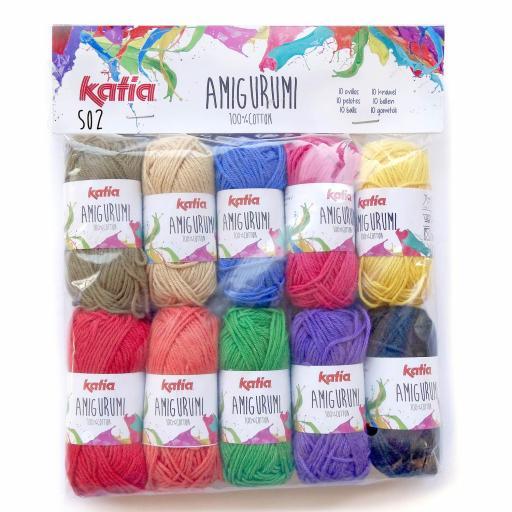 Katia - Amigurumi 100% algodón [1]