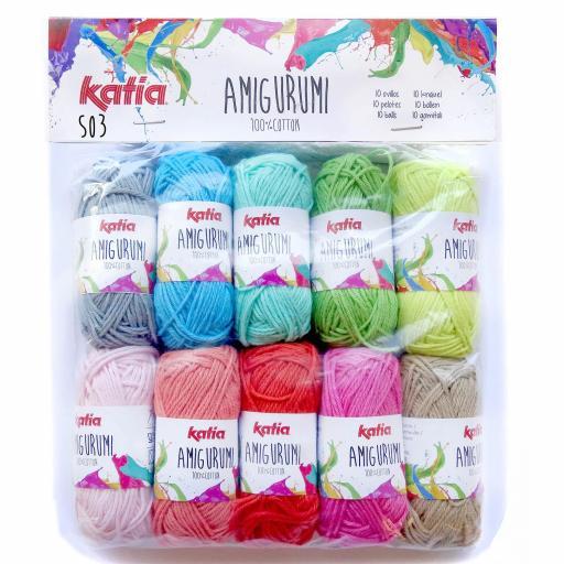 Katia - Amigurumi 100% algodón [2]
