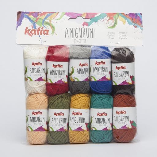 Katia - Amigurumi 100% algodón [3]