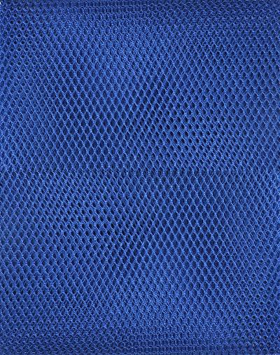 Tela Mesh - Rejilla - Azul Espacial
